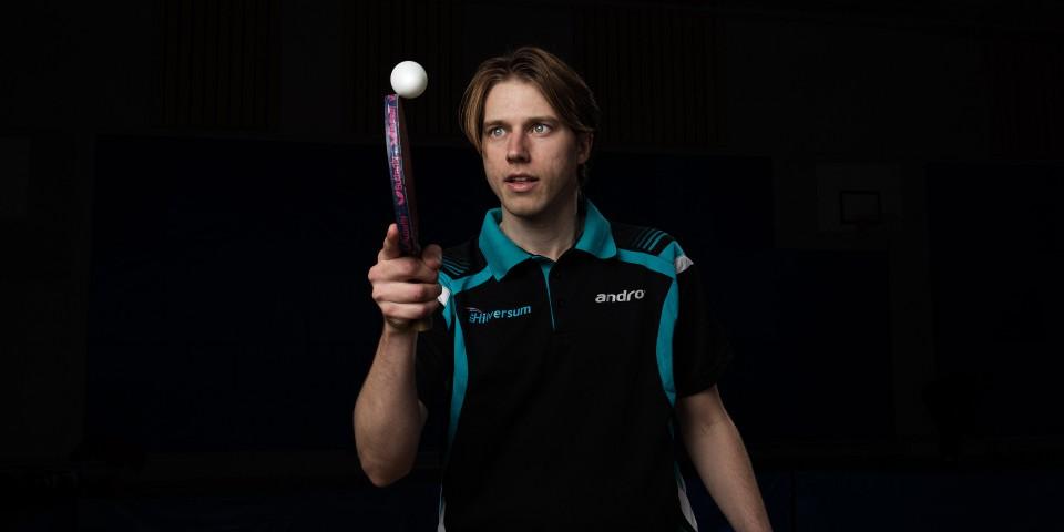 Sportfotograaf Oscar Timmers